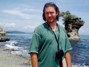 """in Costa Rica for """"Supermodel Showdown"""""""