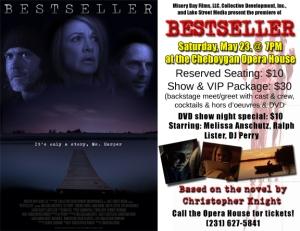 BESTSELLER Premiere info