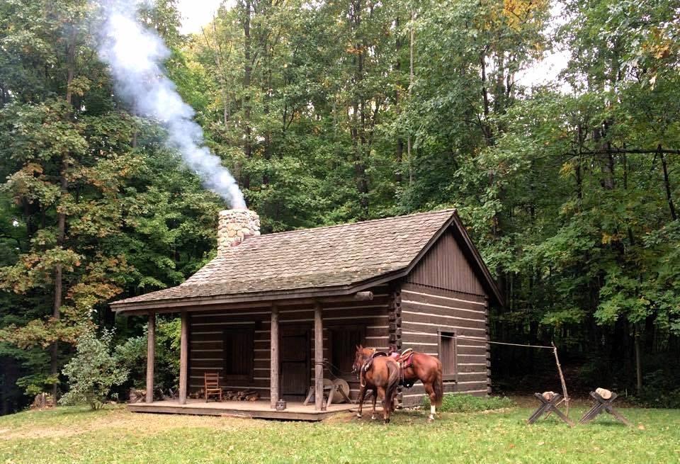 Wild Faith cabin